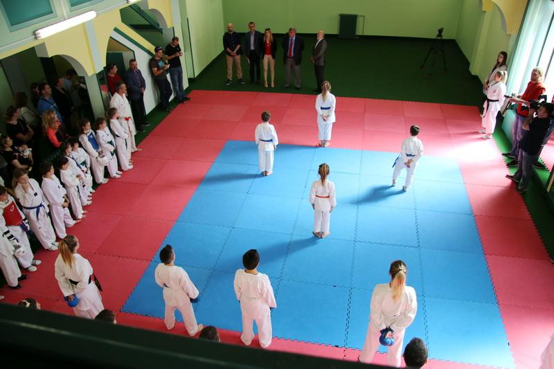 Otvorena dvorana za borilačke sportove Sušak