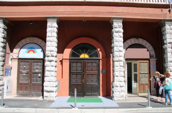 Dvorana Sušak nalazi se na adresi Ružićeva ulica 7