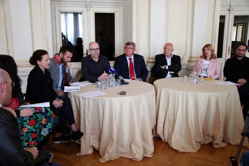 Predstavljanje programa Rediscovering Europe