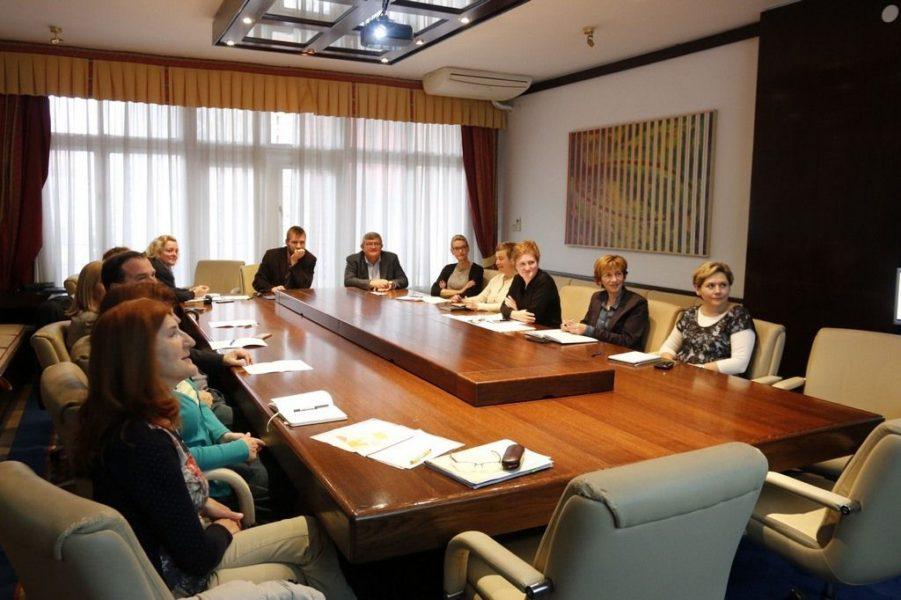 Prvi sastanak Koordinacijskog tima (1)