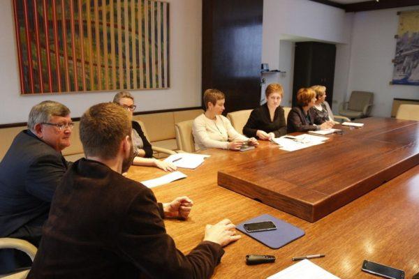 Prvi sastanak Koordinacijskog tima