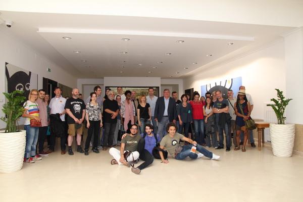 Sudionici 16. Festivala europske kratke priče