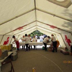 Volonteri na Sv. Vidu