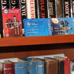 Rijeka city card se može koristiti kao iskaznica Gradske knjižnice Rijeka