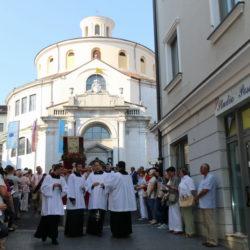 Procesija je krenula od Katedrale sv. Vida