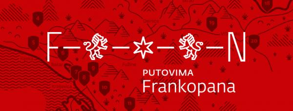 """""""Kulturno-turistička ruta Putovima Frankopana"""""""