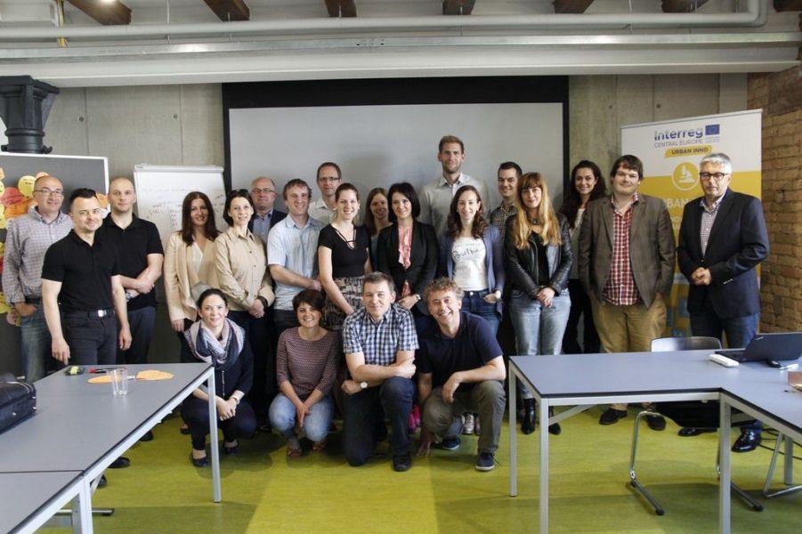 Sastanak projektnog tima u sklopu EU projekta URBAN INNO