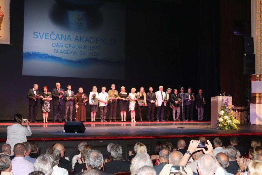 Svi dobitnici nagrada Grada Rijeke