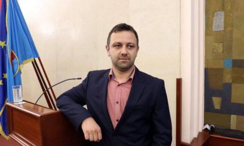 Tihomir Čordašev novi predsjednik Gradskog vijeća Grada Rijeke