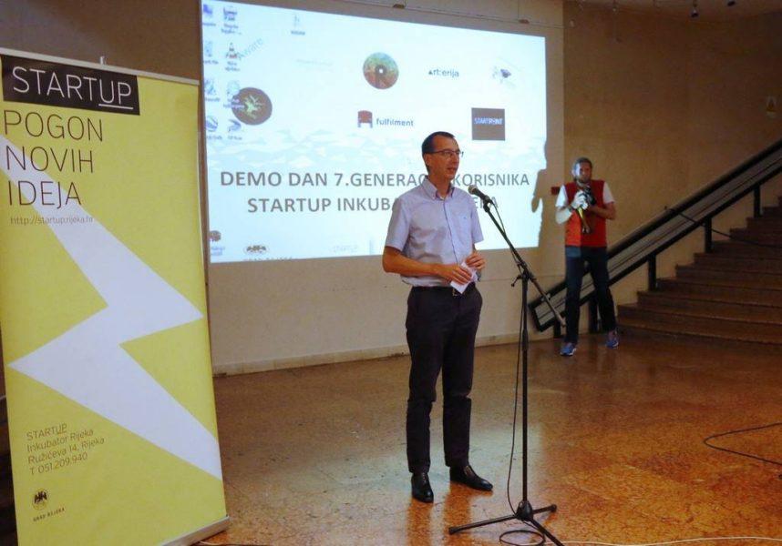 Zamjenik gradonačelnika Marko Filipović