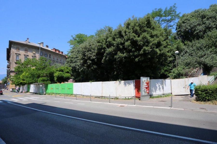 Započeli radovi na uređenju Parka Pomerio