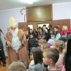 Doček Svetog Nikole u MO Grbci