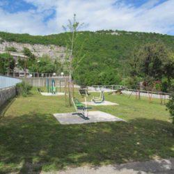 Fitness sprave u parku Kalinica - MO Orehovica