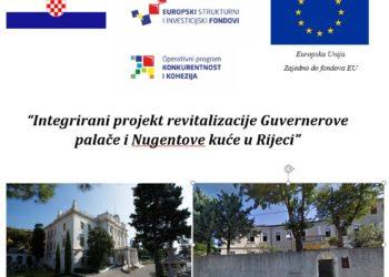 Integrirani projekt revitalizacije Guvernerove palače i Nugentove kuće u Rijeci
