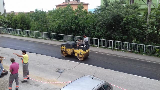 MO Škurinjska Draga, asfaltiranje Rastočina