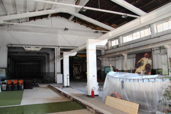 Sadašnje stanje hale 14 bivše tvornice Torpedo