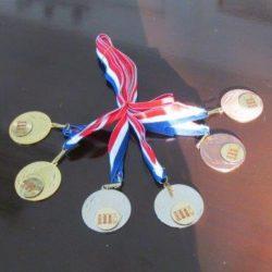 Medalje za turnir u briškuli i trešeti