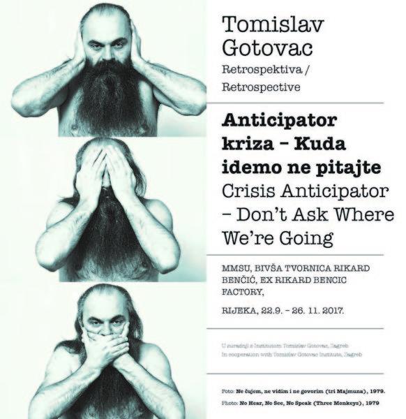 Izložba Tomislava Gotovca