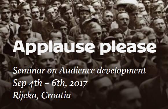 Seminar o razvoju publike
