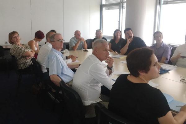 Sektorski dijalog o provedbi projekata Urbane aglomeracije Rijeka na temu zapuštenih industrijskih i vojnih zemljišta
