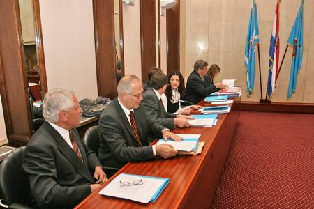 10. sjednica Gradskog vijeća - članovi Poglavarstva