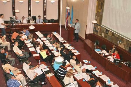 12. sjednica Gradskog vijeća