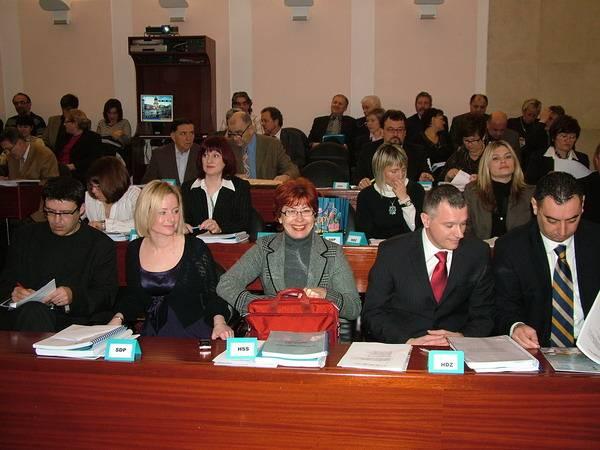 26. sjednica Gradskog vijeća
