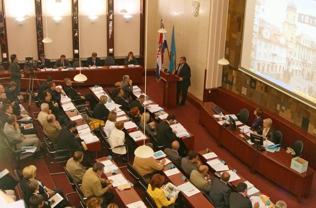 30. sjednica Gradskog vijeća