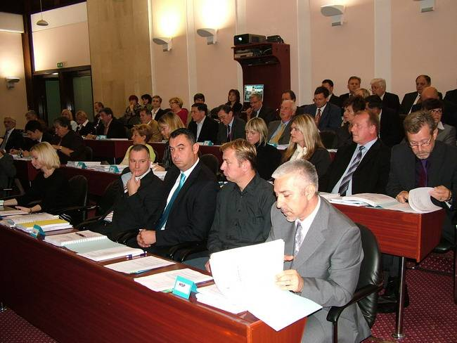 31. sjednica Gradskog vijeća