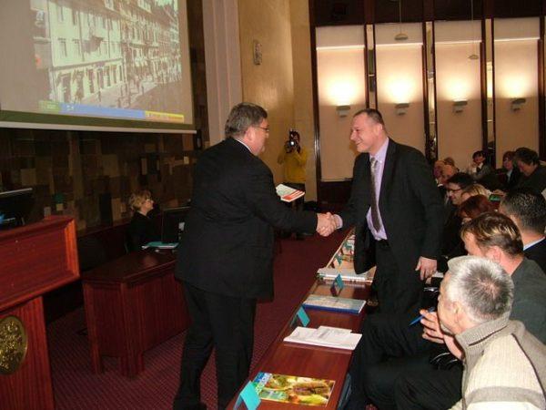 34. sjednica Gradskog vijeća