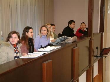 36 sjednica - studenti Pravnog fakulteta