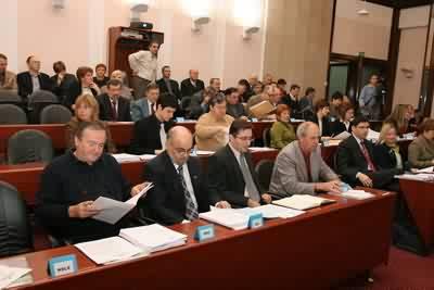6. sjednica Gradskog vijeća