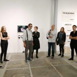 Slaven Tolj s predstavnicima medija u obilaska Muzeja