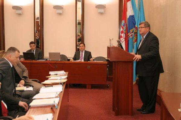 2. sjednica Gradskog vijeća u travnju 2010.