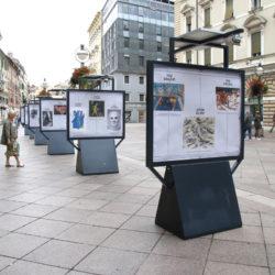 Izložba o Muzeju moderne i suvremene umjetnosti na Korzu