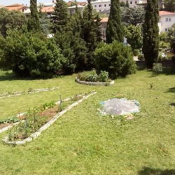 Permakulturni vrt u dvorištu OŠ Gornja Vežica
