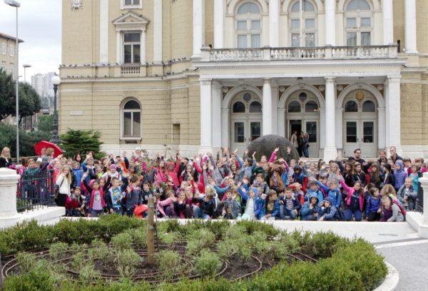 Počinje rad kazališne radionice za djecu i mlade HNK Ivana pl. Zajca i Doma mladih