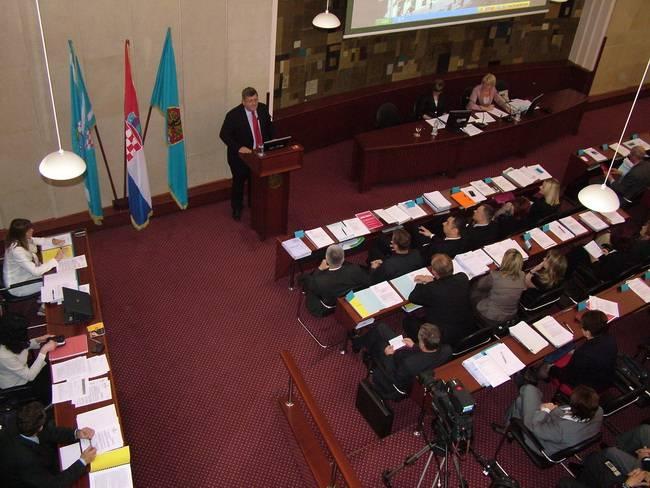 Posljednja sjednica Gradskog vijeća travanj 2009