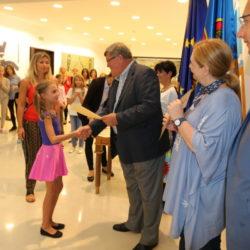 Gradonačelnik podijelio priznanja uspješnim učenicima i mentorima