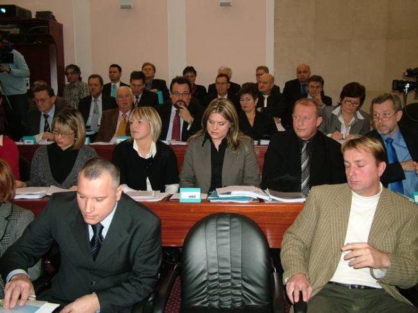 Sjednica Gradskog vijeća prosinac