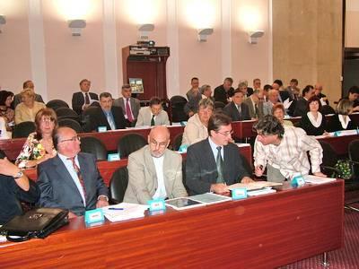Sjednica Gradskog vijeća rujan 2007