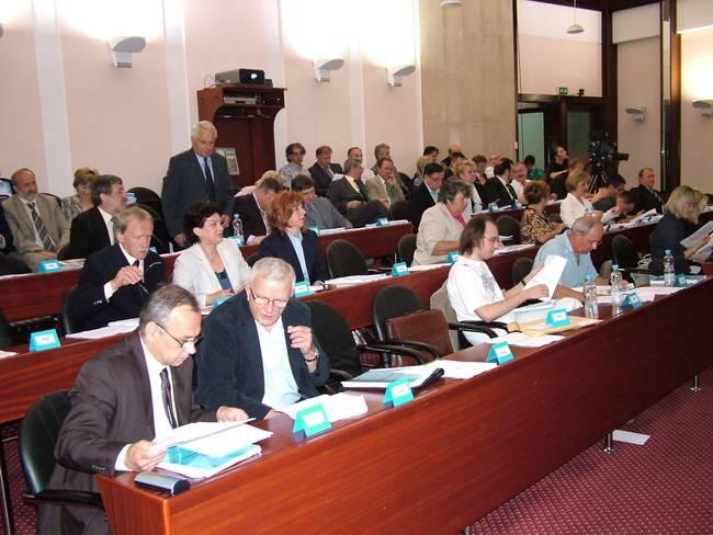 Sjednica Gradskog vijeća svibanj 2010