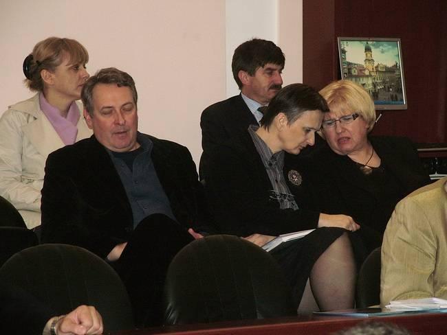 Sjednica Gradskog vijeća travanj 2008
