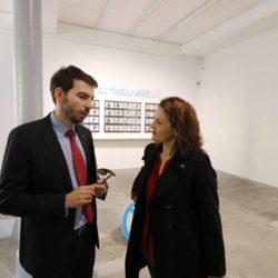 alijanski konzul i Irena Kregar Šegota