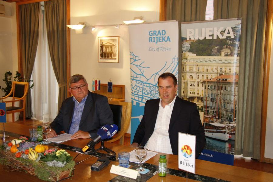 Vojko Obersnel i Petar Škunca