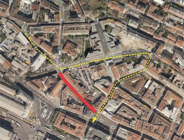 Zatvaranje Ciottine ulice