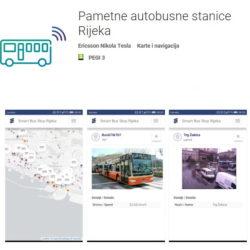 Aplikacija Pametne autobusne stanice
