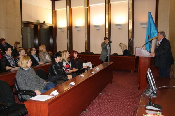 Predstavnike osnovnih škola pozdravio gradonačelnik Obersnel