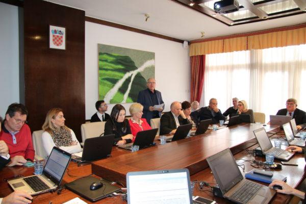 Predstavnici ustanova u kulturi podnijeli izvješća o radu
