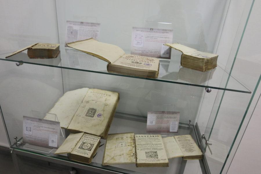Na izložbi predstavljeno 20 originalnih primjeraka isusovačke zbirke
